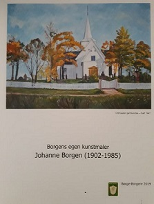 Johanne Borgen